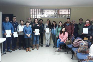 Profesores de la Región del Maule participan en capacitación de Reanimación Cardiopulmonar